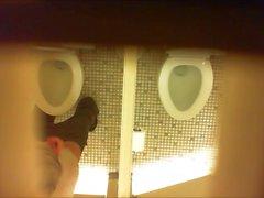casa de banho espião 2