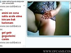 Turkish turk webcams cigdem dirtymassag