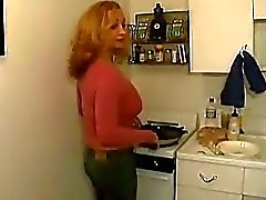 Cheating Housewife Going Wild