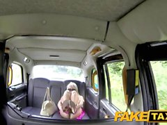 Fake Taxi Hungarian beauty with perfect body