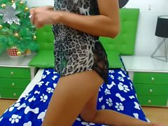 lana colobian 18 years old camming for cash