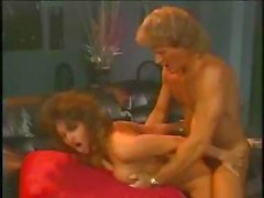 Ashlyn Gere And Randy West Fucking On Couch