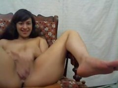 Cute Indian Teen Fingering Herself on Cam