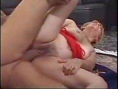 Granny gets laid