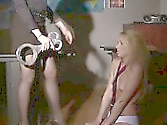 Bdsm bondage lezdom bitch