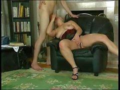 Russian milf Tania Orlova and young stud