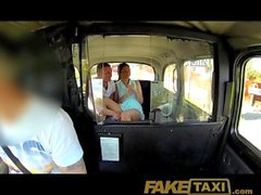 FakeTaxi Horny Threesome