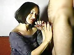 Amateur Homemade Handjob