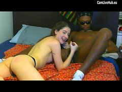 interracial teen converted to black side two