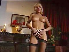 Anita Blonde And Friend Have An Orgy