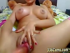 Young Asian Masturbating And Fist On Webcam