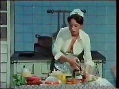 Classic Vintage Retro - Patricia der Rhomberg Clip - Venus in Seide