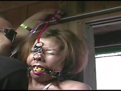 humiliation of a slave part 2