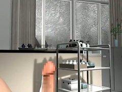 Umemaro - Lewd Consultation Room - Crazy 3D anime xxx clips