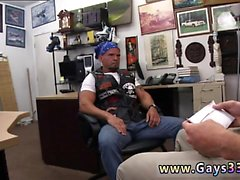 Men jerking in public touched videos and straight bikers hav