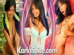 Karla Spice Yeşil Bikini