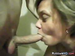 Russian Grandma Wants To Get Fucked