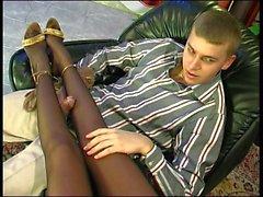 =anal=panty=hose= sc.73 Barbara & Patrick