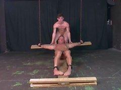 Am kreuz bdsm Gay torture,