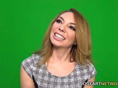 Having Fun With Kiki Daire Behind The Scenes