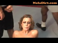 Ashley Coda Cum Covered Sperm Delight