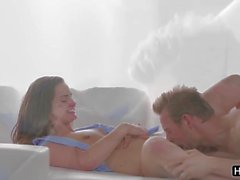 Doing it delicately with Lily Carter