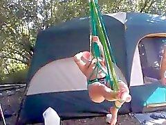 She's a swinger