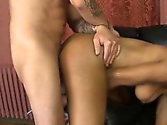 Horny wife gang bang