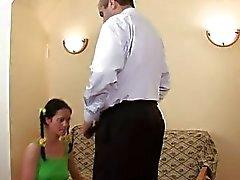 Tutoria sensual com professor
