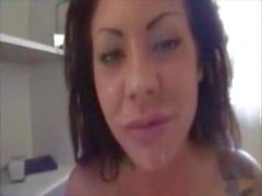 Best swallow compilation 2013 #1