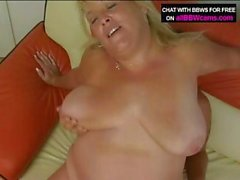 Disgusting Texan chubby cutie with a brazen twat gets drilled by a brute