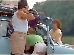 Go Trabi Go - Nackte Weiber