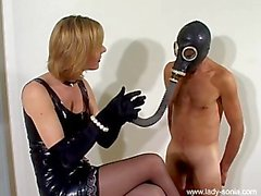 The Gas Mask Pervert