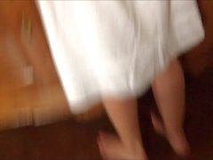 sous la jupe de ma tante