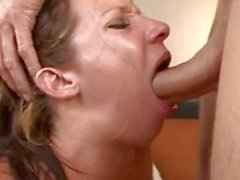 Jada Stevens fica throated -prima