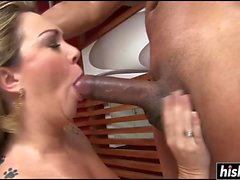 Alessandra Maia enjoys a good pounding