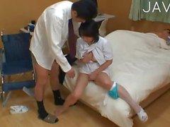 Nurse aime le sexe disque à l'hôpital 02