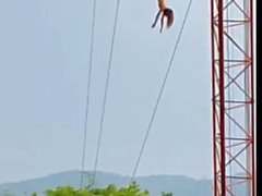Naked Bungy Jump