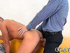 Outrageous and wild gay sex