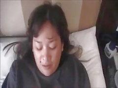 Emelyn dimayuga Беверли Хиллз Липа сосет петух в Себу