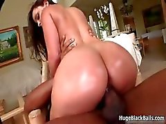 Big black cock in Liza del