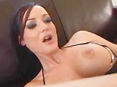 Melissa Lauren analized by black cock