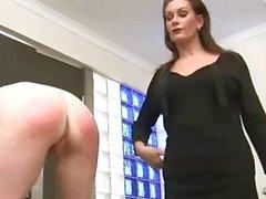 punishment naked