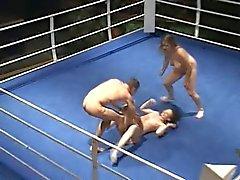 Catfight Fight Girls Runde