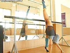 Naked gymnast 4