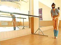 Gymnast nudi quattro