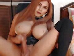 Gigantiska Whoppers damen -Boy Masturbates och copulates henne Gazoo