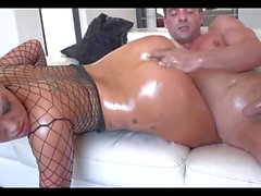 L.K Oiled Up Anal Fuck Toy