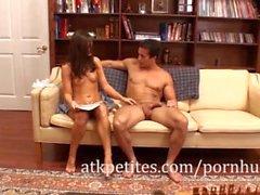 Panties Around Her Ankles