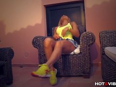Montar puto del MILF Squirts